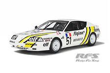 Alpine GTA - Jean Ragnotti - Europa GT Cup 1985 - 1:18 OttOmobile 185