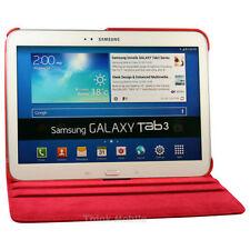 Carcasas, cubiertas y fundas rojas de piel sintética para tablets e eBooks Samsung