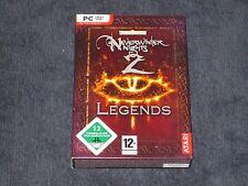 Neverwinter Nights 2 Legends inkl. Neverwinter Nights 1 Deluxe Edition