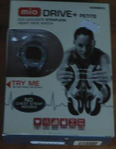MIO Drive + Petite ECG Accurate Strapless Heartrate Watch - BRAND NEW IN PACK