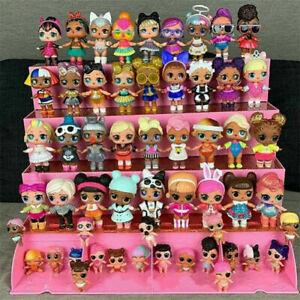 LOL Surprise Doll Series 2 3 Big Sister & Dress Queen Sugar Rocker Baby Toy Gift