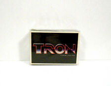 1982 TRON TRADING CARD SET W/ STICKERS