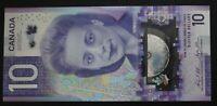 NEW Canada $10 Dollars Banknote - Viola Desmond 2018 UNC