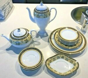 Wedgwood England 'India' Collection Bone China EXCELLENT CONDITION