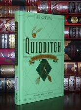 Quidditch Through the Ages Harry Potter by J.K. Rowling Brand New Hardcover