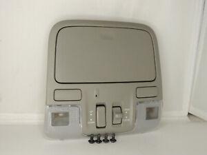 Subaru Tribeca Dome Light Sunroof Microphone GRAY 08 - 14 #3396