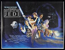 RETURN OF THE JEDI * CineMasterpieces PRINTERS PROOF MOVIE POSTER 1983 STAR WARS
