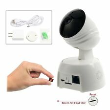 Smart Wireless Wifi Security Camera 720P Indoor Home Surveillance System Monitor