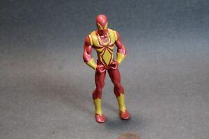 "2014 Hasbro Marvel Spider-Man Iron Spider 3.75"" Figure Yellow & Red Suit"
