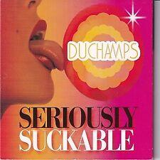 CD Duchamps - Seriously Suckable kopen bij VindCD