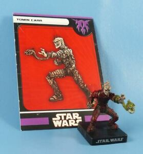Yomin Carr - Star Wars Miniatures # 4E20