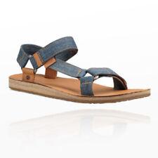 Sandali e scarpe blu Teva sintetico per il mare da uomo