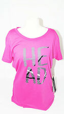 *NEU*Head NIP Frauen T-Shirt Gr. XL kurzarm pink Women Shirt girl 42 rosa new