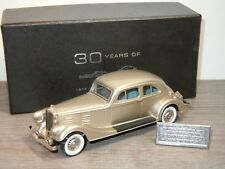 1934 Pierce Arrow Silver Arrow Coupe - Brooklin Models 1/999pcs in Box *33243