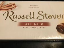 Russell Stover All Milk Fine Chocolates 12oz Box - EXP Jan 2021 Free Shipping