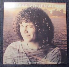 1981 Andreas Vollenweider - Behind The Gardens LP EX/EX Promo CBS ‎– PM 37793