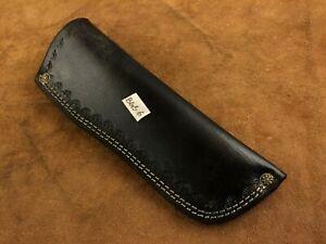 Handmade Leather Sheath for Custom Knife-Knife Sheath Cover Pouch- BGS6