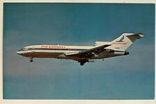 Vintage Postcard Piedmont Airlines Boeing 727 aircraft airplane (Mary Jayne's)