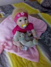 """""""Amelia"""" von Donna Rupert ** Rebornbaby / Reborn Toddler Girl / Krabbelkind **"""