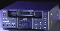 PLAY NTSC PAL DVCAM MiniDV Mini DV Tapes w/ JVC BR-DV3000U Player Recorder VCR