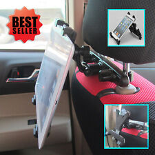 """Universal Back Seat Car Holder Mount For iPad 1 2 3 4, Air & 7"""" to 12"""" Tablet"""