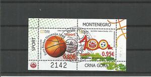 Montenegro Block 13 - Basketball-Europameisterschaft 2013