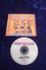 CD POP DIVAS KARAOKE.STARTRAX.KRKCD 038