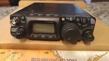 Yaesu FT 817ND Radio Transceiver HF/VHF/UHF