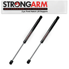 2 pc Strong Arm Hatch Lift Supports for Ford Mustang 1979-1993 - Rear kn