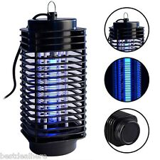 Electric Mosquito Fly Bug Insect Night Killing Catcher Trap Lamp Light Zapper