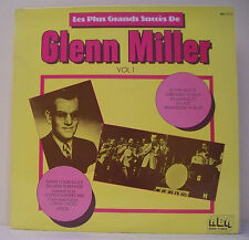 """33T Glenn MILLER Disque LP 12"""" Vol 1 IN THE MOOD + GRANDS SUCCES Jazz ABA 3210"""