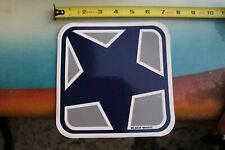 Black Magic Grip Tape Shorty'S Skateboard Star Z17 Vintage Skateboarding Sticker