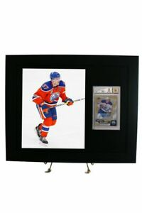 BGS Sports Card Frame with an 8 x 10 Photo Opening