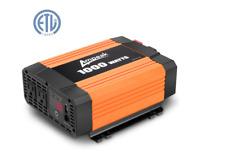 Ampeak 1000W Power Inverter 12V DC to 110V AC Electronics Accessories Truck/RV