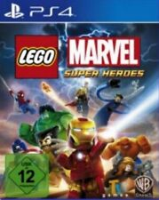 Playstation 4 LEGO Marvel Super Heroes Deutsch NEU