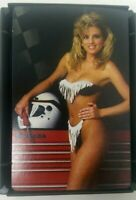 Straight Deck Of Playing Cards Snap On Tools Bikini Girl Pic Brand New W / Case
