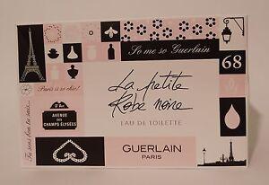 Guerlain La Petite Robe Noire Geschenkset 50 ml EdT + 75 ml BL + Tasche