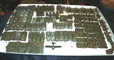 15 mm Flames of War AMERICAN COMPANY 72 VEHICLES ,4 INFANTRY PLTs ARTILLERY BATT