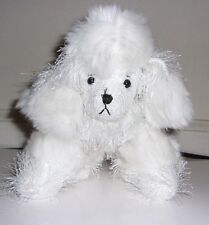 Ganz New with Tags Webkinz White Poodle
