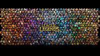 Compte League of Legends lvl 30 - EUW - 13 champs 14483 blue essence