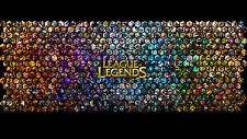 Compte League of Legends lvl 30 - EUW - 15 champs