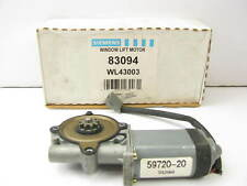 Siemens Vdo WL43003 FRONT Power Window Motor 83094