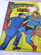 SUPERMAN AVEC BATMAN , N°6 (eta2)