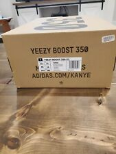 🔥 Yeezy 350v2 static black fu9006 size 11.5 ***NO Shoes Box Only ***