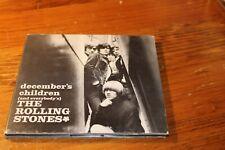 Rolling Stones December's Children ABKCOs Remaster SACD  Certificate JAPAN MINT