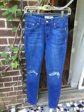 NWOT TOPSHOP Moto Carey Women's Skinny Denim Jeans Blue W28 L32(71cmx81cm)