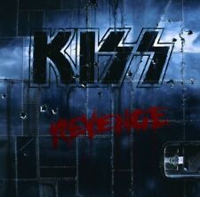 Kiss - Revenge [New Vinyl LP] Ltd Ed, Germany - Import