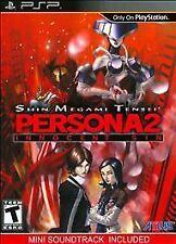 Shin Megami Tensei: Persona 2 -- Innocent Sin (Sony PSP, 2011)