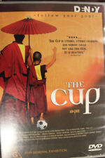 THE CUP RARE DELETED DVD BHUDDISM WORLD CUP SOCCER FOOTBALL FILM KHYENTSE NORBU
