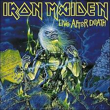 IRON MAIDEN - Live after Death  (Early Release 1985 CD)
